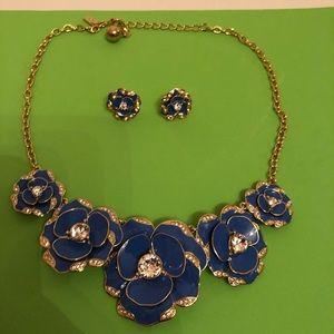 Kate Spade Blooming Brilliant Necklace